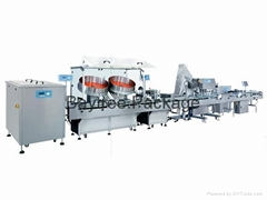 BP-120II High-speed Tablets/Capsules Counting Bottling Line  (Hot Product - 1*)