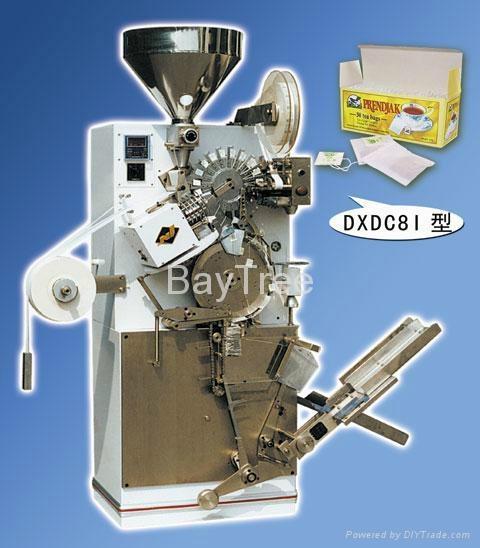 DXDC8I Tea Bag Packing Machine