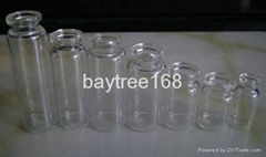Glass Tubular Vials