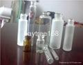 Glass Tubular Vials