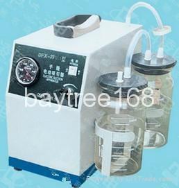 DFX-23D.I electrical suction machine 2