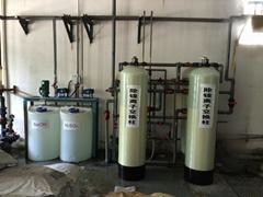 废水除镍离子交换设备