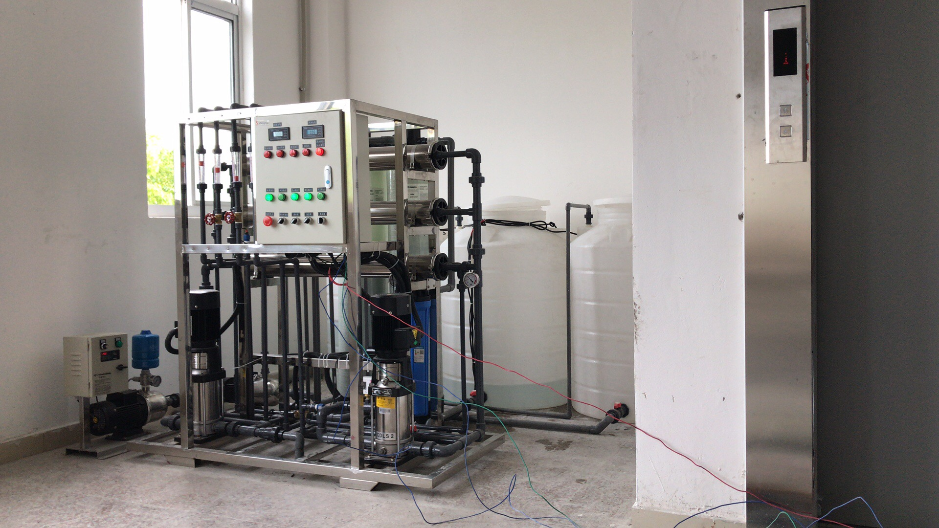 二级反渗透纯水机 2