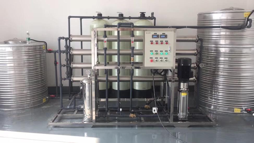 化工產品純水機 1