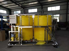 廢水處理加藥系統