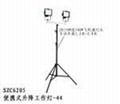 SZC6205便携式升降工作灯
