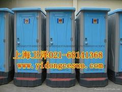 無錫簡易廁所移動衛生間工地廁所活動廁所租賃