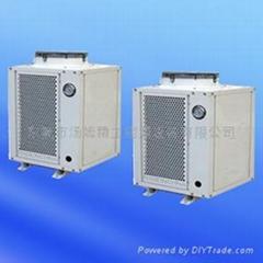 空氣能冷熱水多功能組合機組