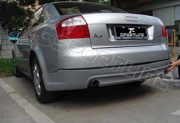 Audi a4 b6 Body Kit Audi a4 b6 Sline Style pu