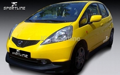Carbon Fiber Mesh Grill /auto grill For 2008--2009 Honda Jazz/Fit