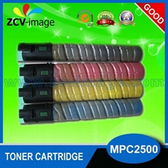 Color Toner Cartridge MPC2550S