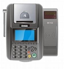 帶打印消費機IC卡POS機