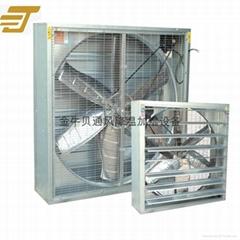 专业供应养殖场通风降温设备负压风机