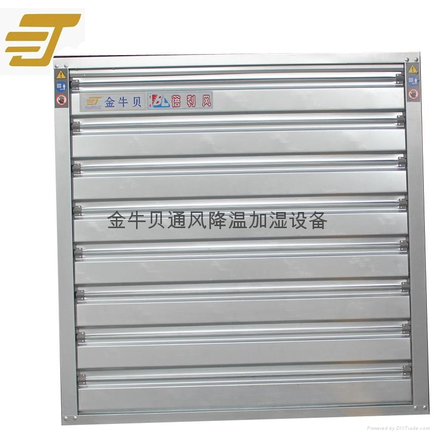 Professional Supply Ventialting Fan Equipment For Poultry 2