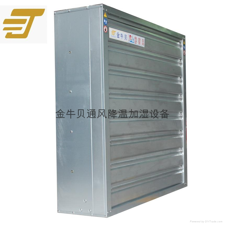 Professional Supply Ventialting Fan Equipment For Poultry 3