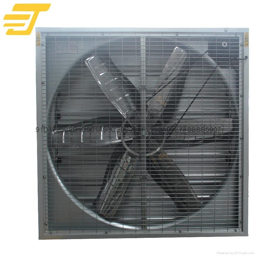 濕帘負壓風機 5