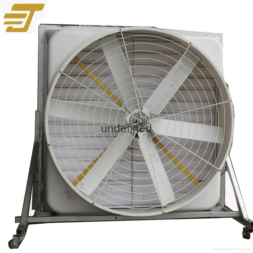 Exposion-proof FRP Ventilation Fan For Poultry Shed Exhaust Fan 1