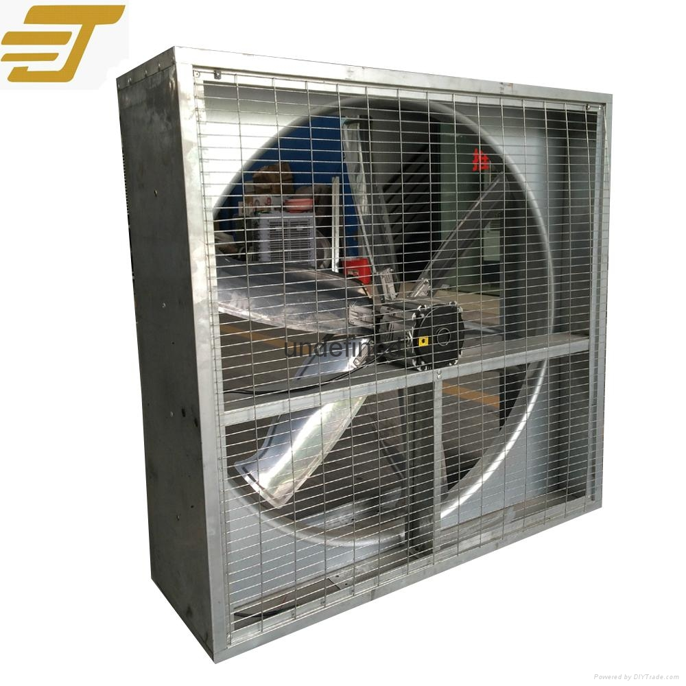 Ventilation And Exhaust Supply : Inch direct connected poultry exhaust ventilation fan