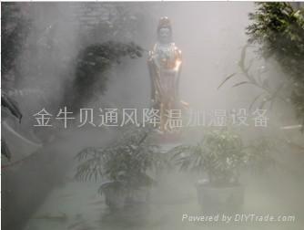 High - pressure spray dryer 2