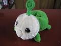 毛绒玩具法国兔手机座 3