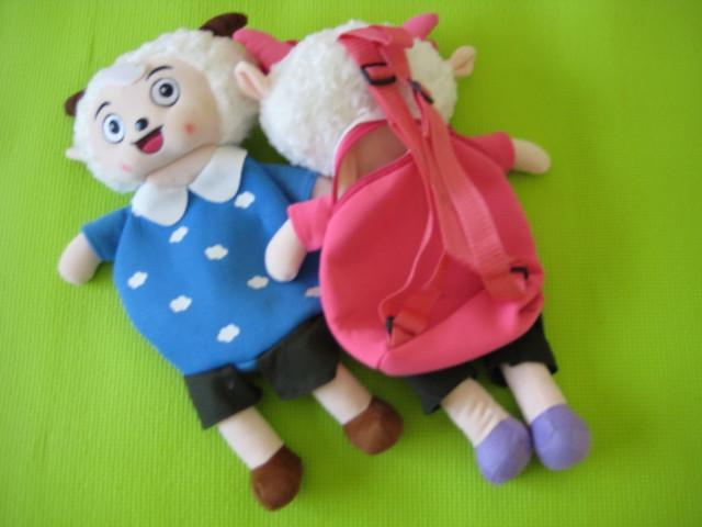 喜羊羊背包 4