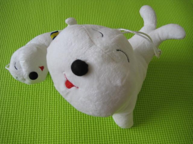 毛絨玩具可愛小海豚 1