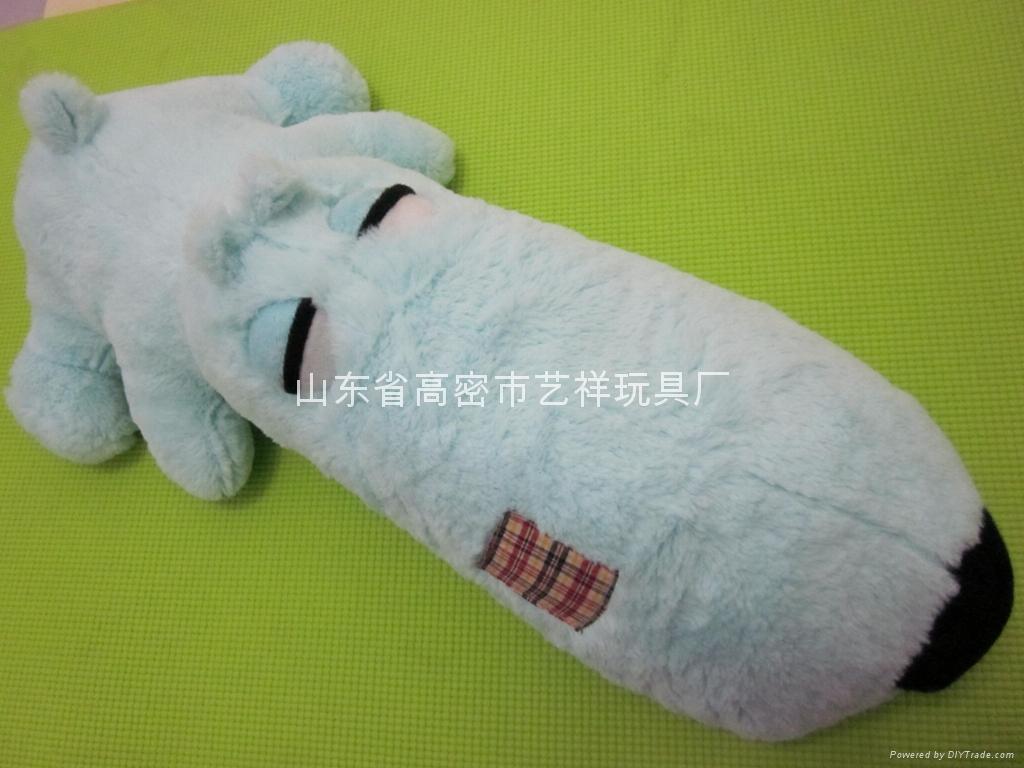 毛绒玩具欠揍狗 1