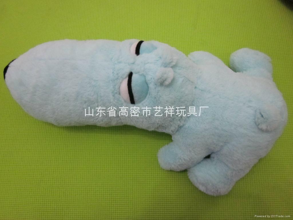 毛絨玩具欠揍狗 2