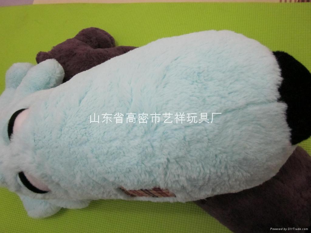 毛绒玩具欠揍狗 3