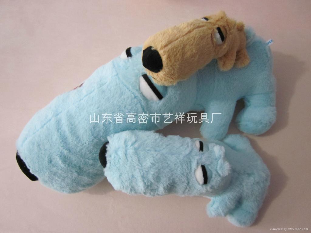 毛绒玩具欠揍狗 4