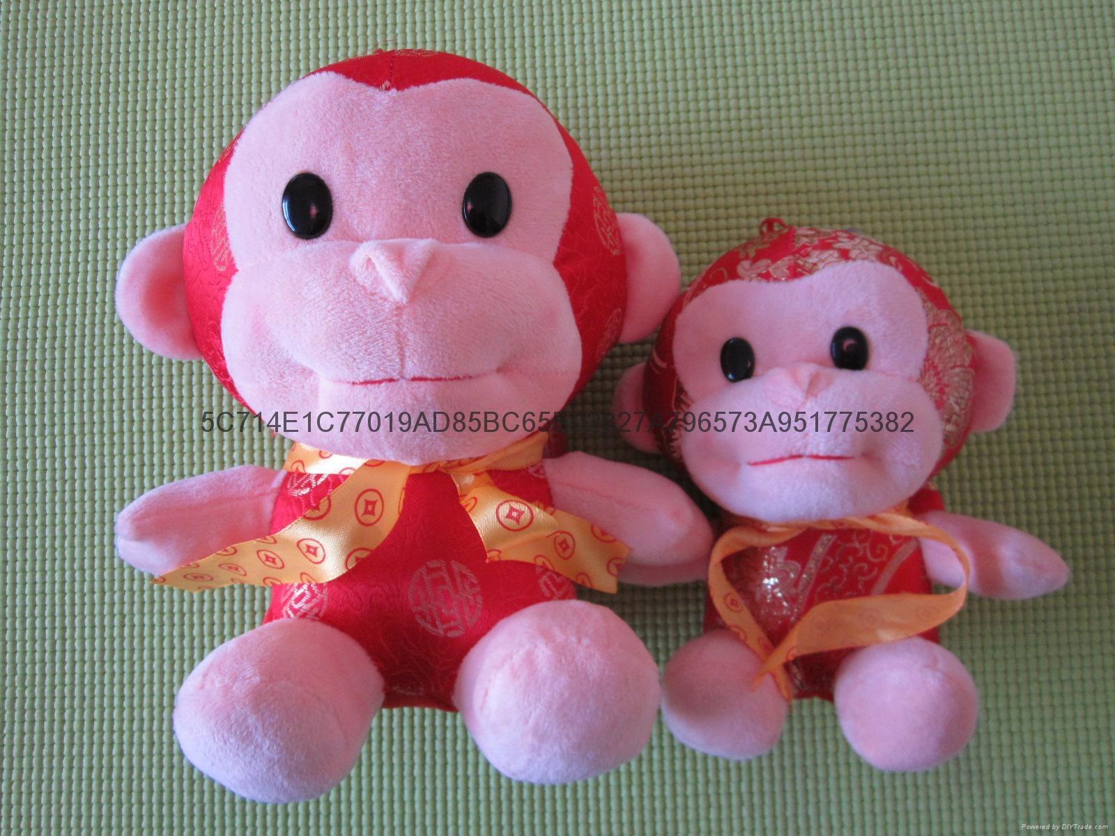 喜庆猴子 6