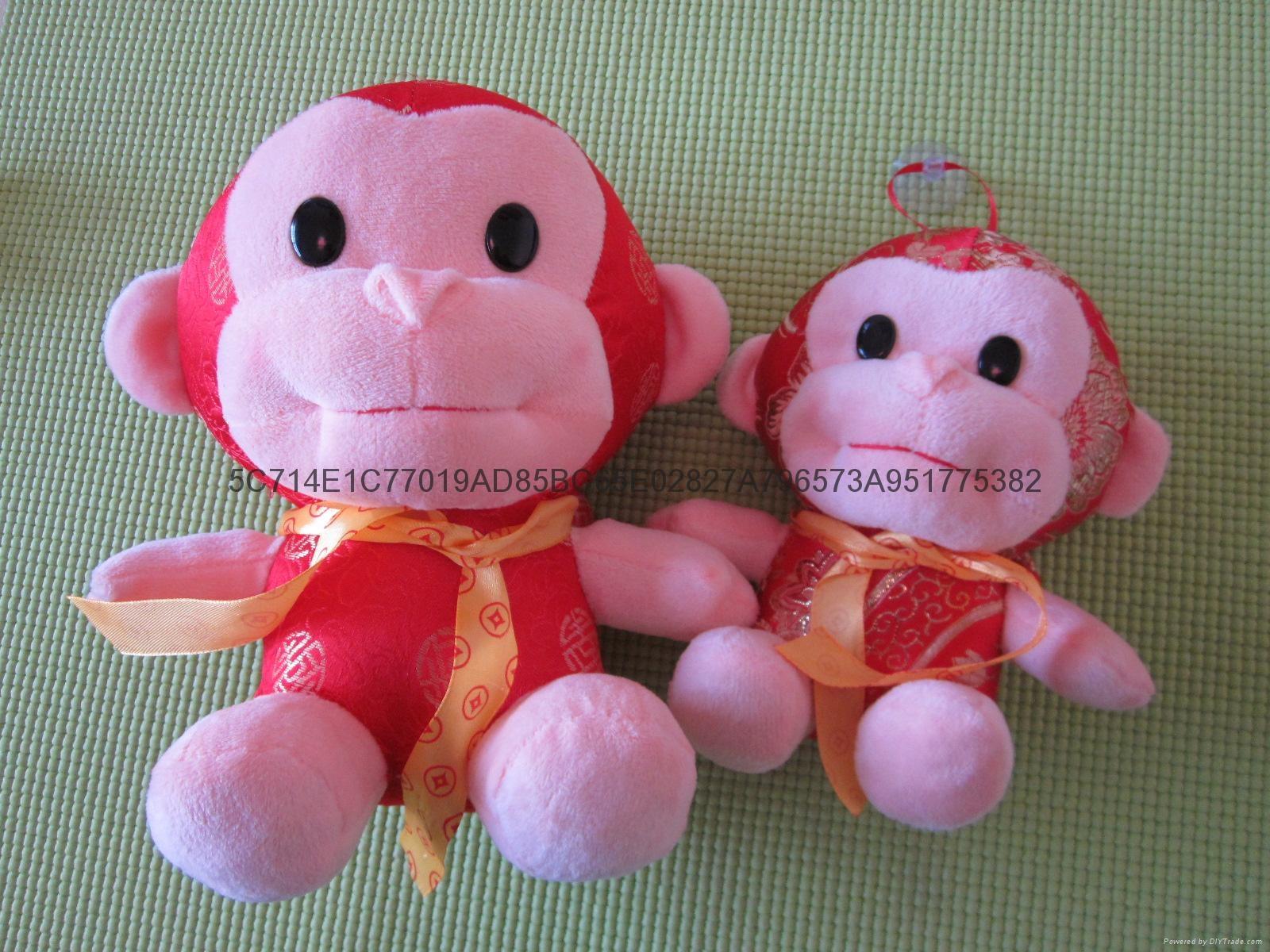 喜慶猴子 1