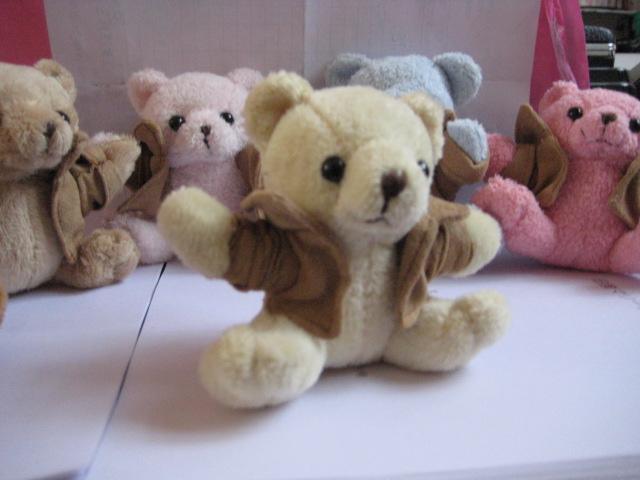 毛絨小熊 1
