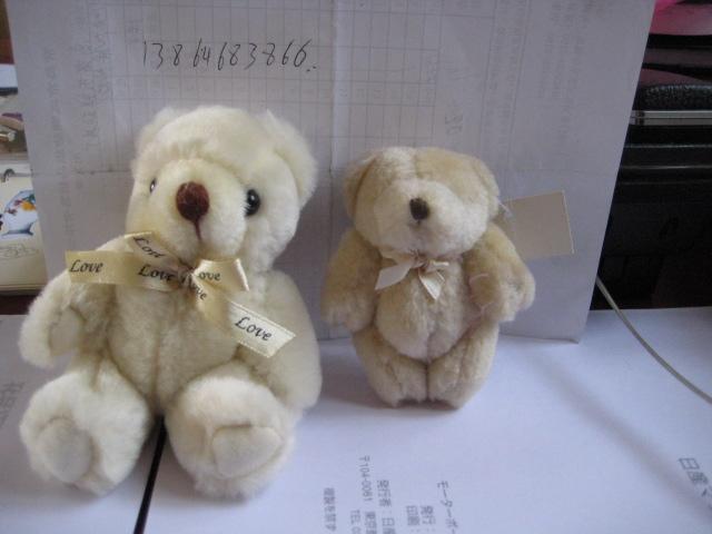 毛绒小熊 2