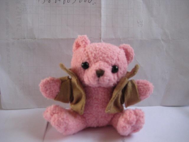 毛绒小熊 3