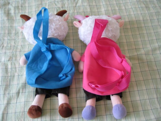 喜羊羊背包 2