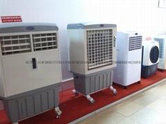 工业用水冷空调