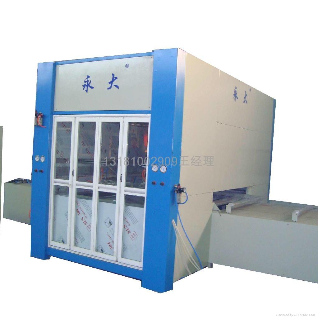 水包水自動噴塗機設備 1