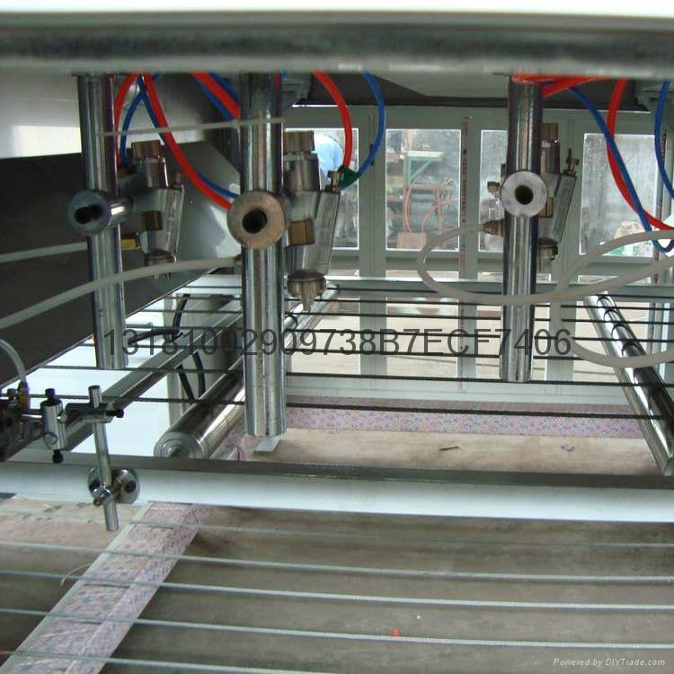 水包水自動噴塗機設備 2
