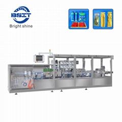 oral liquid plastic ampoule filling and sealing machine under 220V60HZ3P