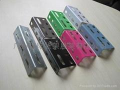 加厚型彩色角鋼材料