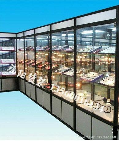 供應精品鈦合金展示櫃 3