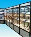供应精品钛合金展示柜 3