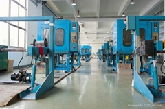 auto conditioner hose  production line