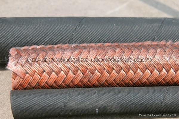 auto conditioner hose  production line 3
