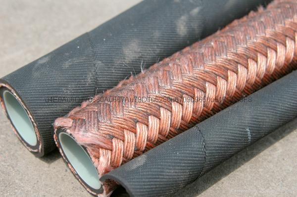 auto conditioner hose  production line 2