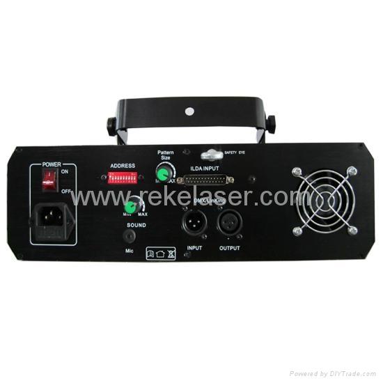 500mw cheap rgb full color ilda animation stage laser