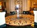 Tokyo Disneyland Hotel Waterjet Marble Pattern Floor