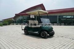 二人座高爾夫球車