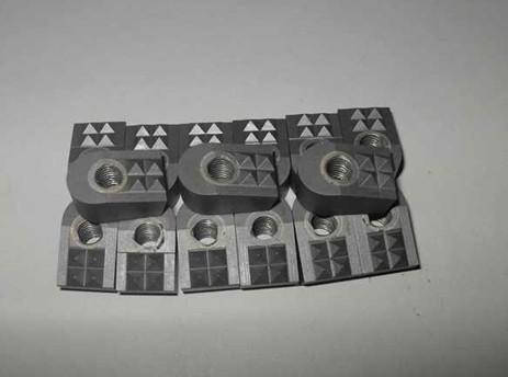 U型鎢鋼爪PC127-4SC 2
